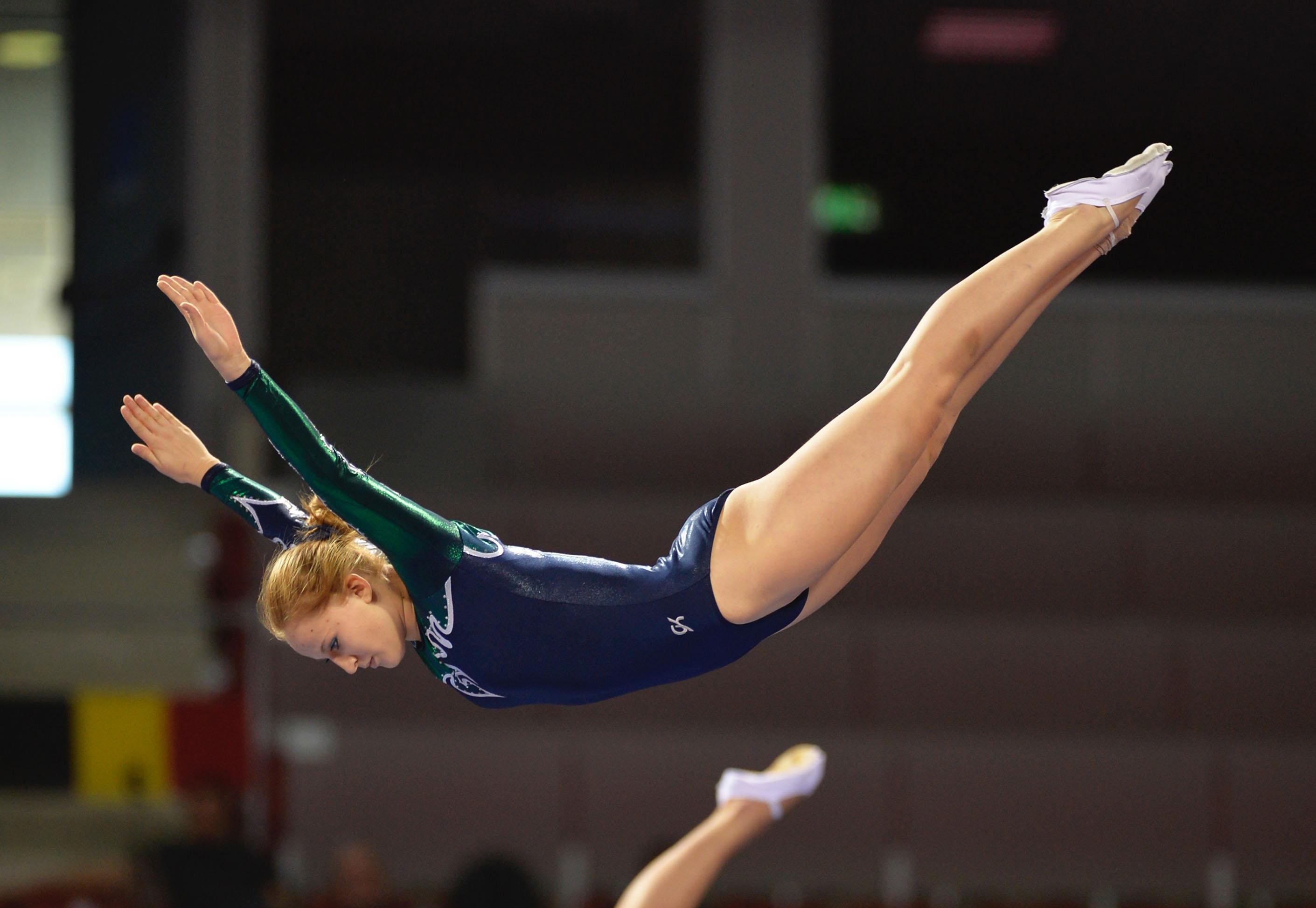 Gymnastics Australia Announces Womens Artistic World